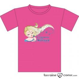 T-shirt enfant - Lorraine des Neiges
