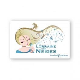 Magnet - Lorraine des Neiges