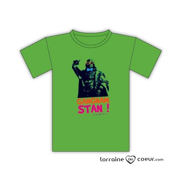 T shirt gangnam stan humour lorrain un tee shirt stanislas au style gangnam statue place - Imprimer photo sur tee shirt ...