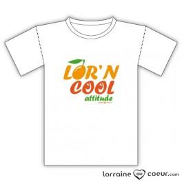 T-shirt Lorraine - Lor'N Cool Attitude